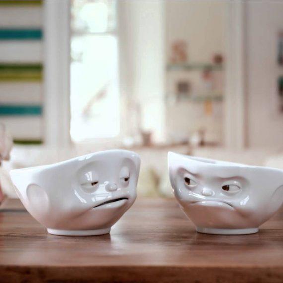 Geschirr, Tassen und Teller